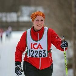 Skiing 30 km - Jennie Swärd (12263)