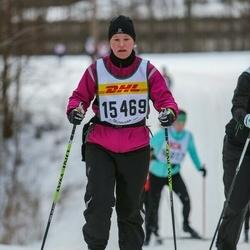 Skiing 30 km - Caroline Karlsson (15469)