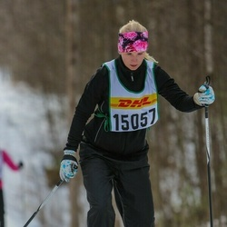 Skiing 30 km - Amanda Andersson (15057)