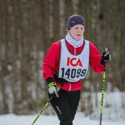 Skiing 30 km - Ebba Börjesson (14099)
