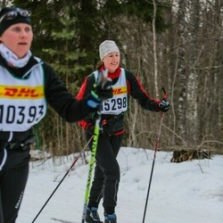 Skiing 30 km - Caroline Eckerdal (15298)