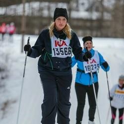 Skiing 30 km - Caroline Eklind (13566)