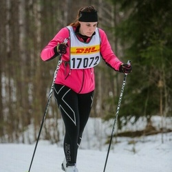 Skiing 30 km - Elisabeth Tönnert Ladman (17072)
