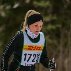 Skiing 30 km - Camilla Rosén (17292)