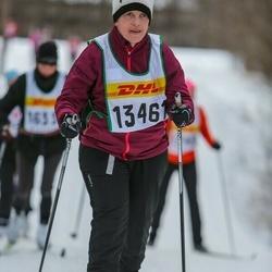 Skiing 30 km - Ami Jansson (13461)