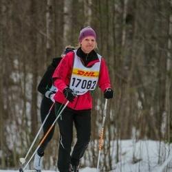 Skiing 30 km - Eva Norell (17082)