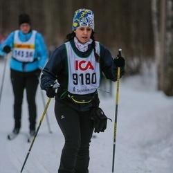 Skiing 30 km - Despina Flondell-Sité (9180)