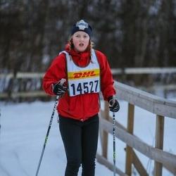 Skiing 30 km - Ebba Eriksson (14527)