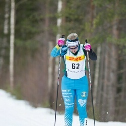 Skiing 30 km - Jennie Jirhed (62)