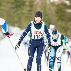 Skiing 30 km - Agneta Lantto Forsgren (1145)