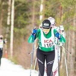 Skiing 30 km - Daniela Profir (1165)