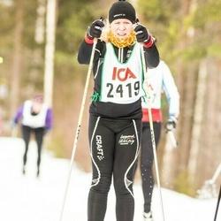 Skiing 30 km - Ellinor Persson (2419)