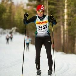 Skiing 30 km - Anita Johansson (2333)