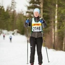 Skiing 30 km - Ronja Björklund (2149)