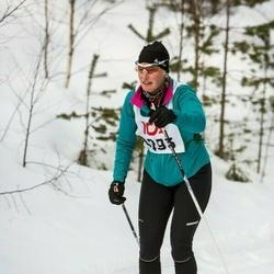 Skiing 30 km - Cecilia Nordqvist (2293)