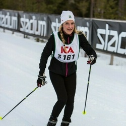Skiing 30 km - Lisa Bylander (3161)