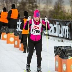 Skiing 30 km - Ingela Persson (3705)