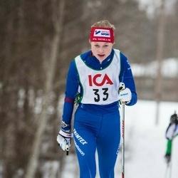 Skiing 30 km - Hanna Eriksson (33)