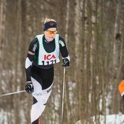 Skiing 30 km - Kristin Gausen (1171)