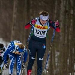 Skiing 30 km - Ilona Lusth (1208)