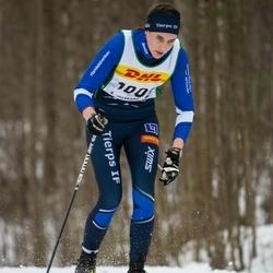 Skiing 30 km - Caroline Ström (1005)
