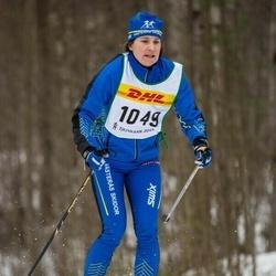Skiing 30 km - Karin Arvelius (1049)