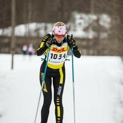 Skiing 30 km - Maria Backe (1034)