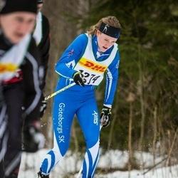 Skiing 30 km - Amilia Björklund (1274)