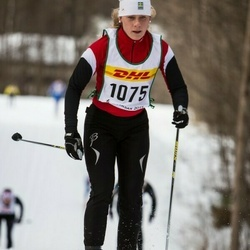 Skiing 30 km - Christina Olsson (1075)