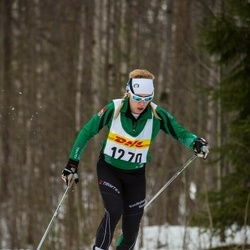 Skiing 30 km - Jenny Ramstedt (1270)