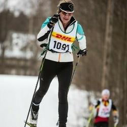 Skiing 30 km - Elin Östlund (1092)