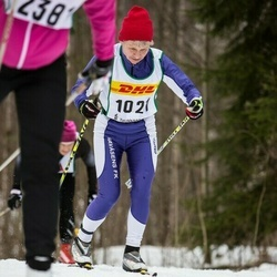 Skiing 30 km - Eivor Johansson (1021)