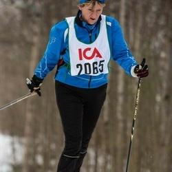 Skiing 30 km - Agneta Nordin (2065)