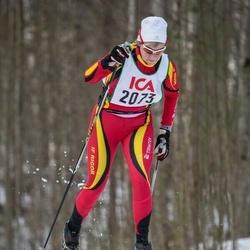 Skiing 30 km - Elisabeth Svernhage (2073)