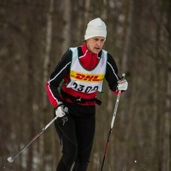 Skiing 30 km - Åsa Brohlén (2308)