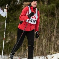 Skiing 30 km - Christina Wigren (2418)