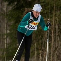 Skiing 30 km - Jane Gustavsson (3262)