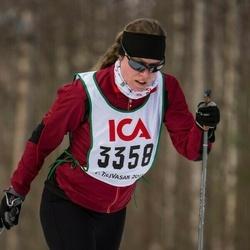 Skiing 30 km - Elin Säterhall (3358)
