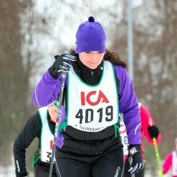 Skiing 30 km - Camilla Grönkvist (4019)