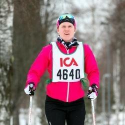 Skiing 30 km - Emelie Rolandsson (4640)