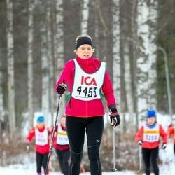 Skiing 30 km - Camilla Simonson (4453)