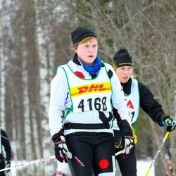 Skiing 30 km - Eeva Rumpunen (4168)