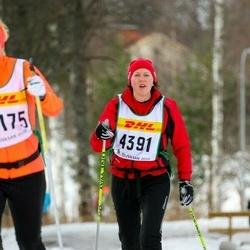 Skiing 30 km - Caroline Johansson (4391)