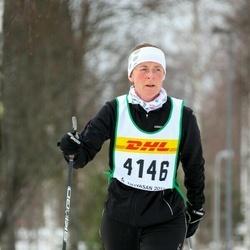 Skiing 30 km - Eva Salomonsson (4146)