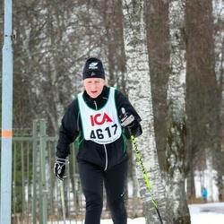 Skiing 30 km - Agneta Erfors (4617)