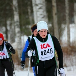 Skiing 30 km - Cecilia Edlund (4046)