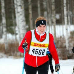 Skiing 30 km - Christina Wincent (4568)