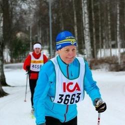Skiing 30 km - Agneta Pålsson (3663)