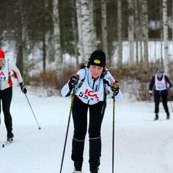 Skiing 30 km - Christina Dalborg (5537)