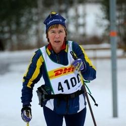 Skiing 30 km - Britt-Marie Magnusson (4100)
